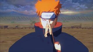 Naruto Ultimate Ninja Storm 4 PC MOD - Rikudo Pain Custom Moveset Mod Gameplay 1080p