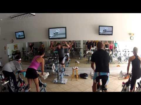Velocity Cycling Studio - Chris Fix 1