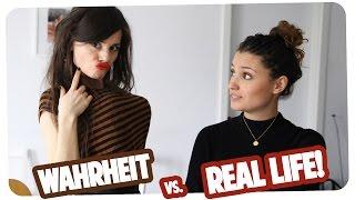 SCHAUSPIELEREI | REALLIFE vs. WAHRHEIT | feat. Nadine Menz | Joyce