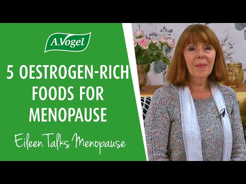 5 oestrogen-rich foods for menopause