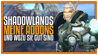 Meine Addons die i¢h in Shadowlands benutze   World of Warcraft