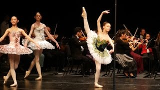 The Blue Danube Waltz - Ballet. NCDC, American River College