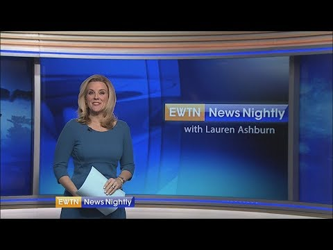 EWTN News Nightly - 2018-04-19 Full Episode with Lauren Ashburn