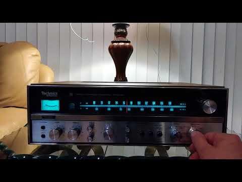 Technics sa-5400x receiver