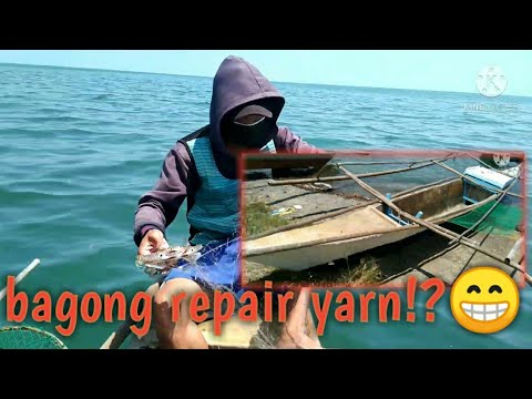 Test Voyage ng Bagong repair na bangka | Buhay Mandaragat | April 30, 2021