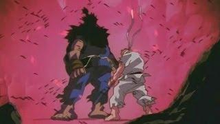 Street Fighter Alpha - Akuma Scene (Japanese)