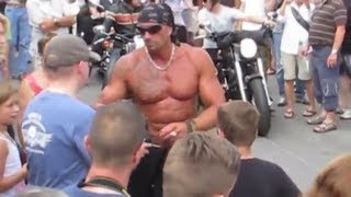 Showoff Biker Fails In Front Of Everyone