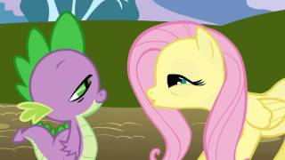 fluttershy hes so cute