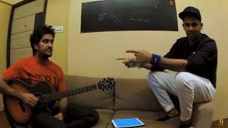 Jaz Dhami singing Diljit Dosanjh, Justin Bieber and Drake