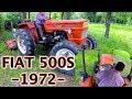 FIAT 500S  -1972- Legend Tractor