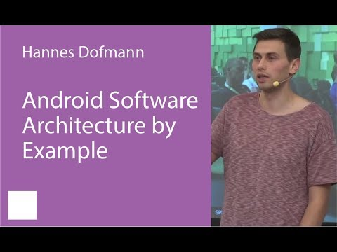 008 - Android Software Architecture by Example - Hannes Dorfmann