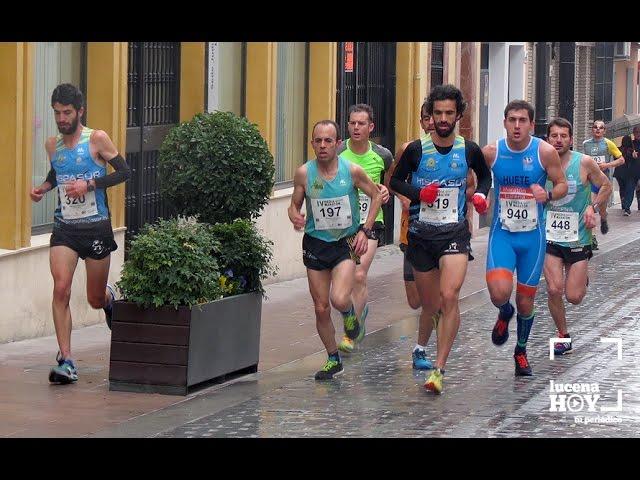 VÍDEO: Nuestro resumen de la IV Media Maratón 'Ciudad de Lucena'