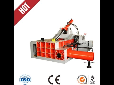 Y81 series automatic metal baler  for waste metal
