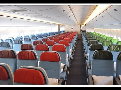 TURKISH AIRLINES | ISTANBUL-HOUSTON | ECONOMY CLASS | B777