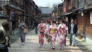【Ishikawa】金沢観光 Kanazawa Sightseeing