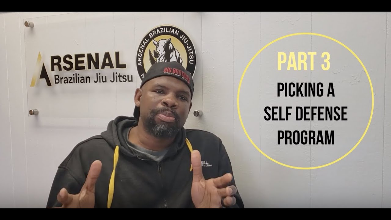 Picking a martial arts school for your child (3of3)
