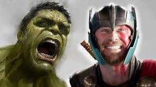 THOR vs HULK: ROAD TO INFINITY WAR - Movie Podcast