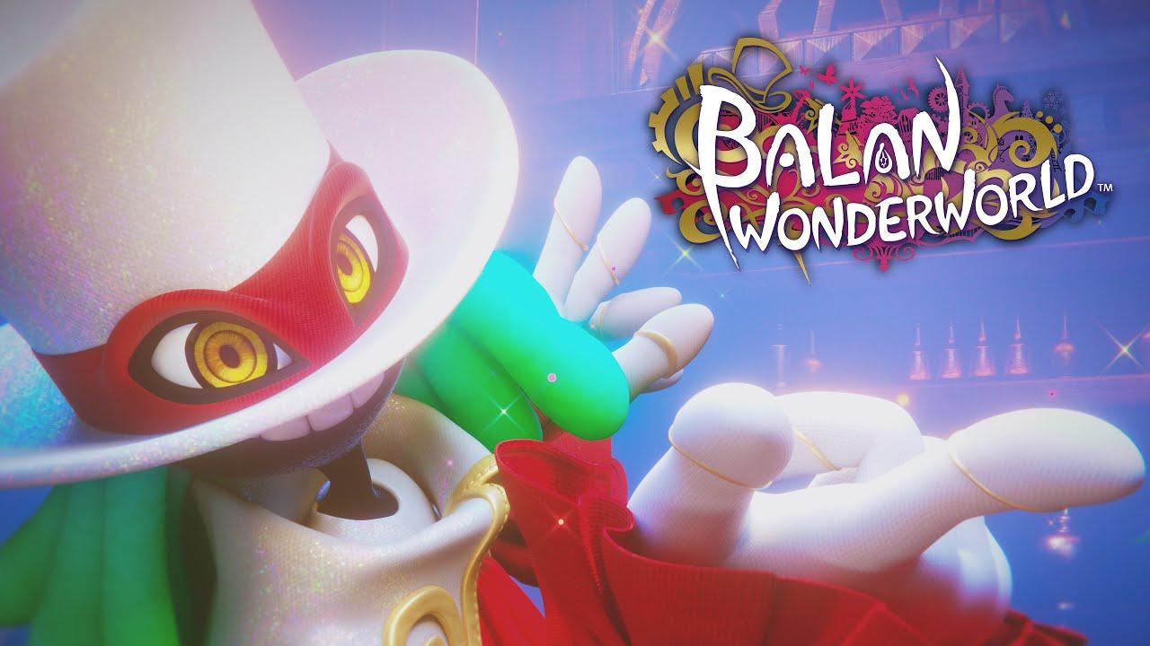 BALAN WONDERWORLD - 공개 트레일러