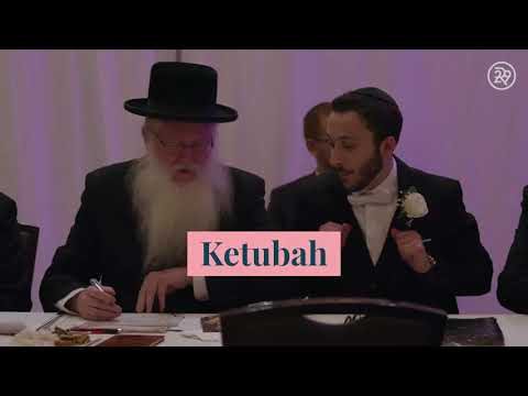 World Wide Wed Orthodox Jewish Wedding