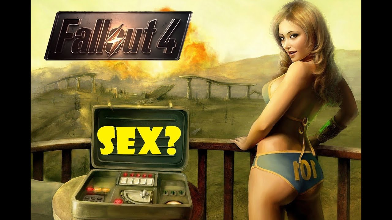 Sex in Fallout 4 ? - YouTube
