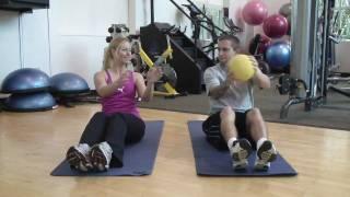 Fun Partner Exercises