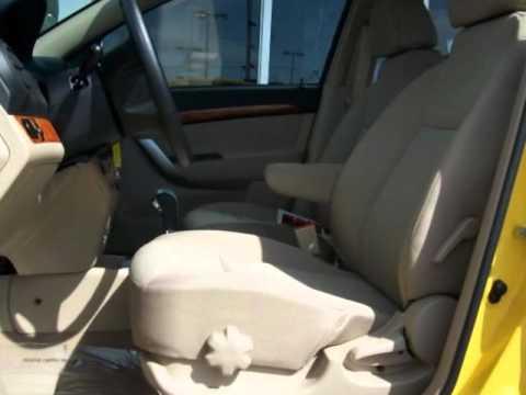 2011 CHEVROLET Aveo LT Auto 1.6L Yellow