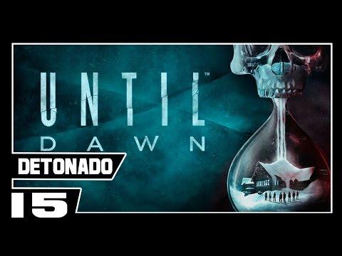 UNTIL DAWN - Detonado Dublado - Parte #15 - JOGO DO IMITAÇÃO