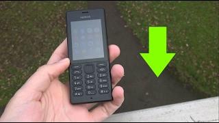 Nokia 150 25ft Drop Test! (4K)