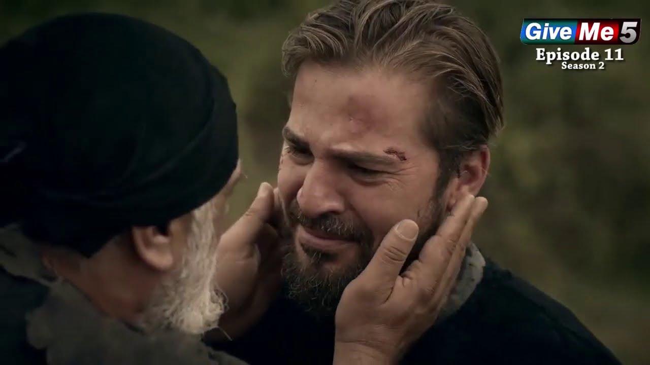 Download Ertugrul Surprised Deli Damir - Emotional Scene of Ertugrul Season 2 in Urdu