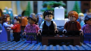 LEGO Harry Potter and the Goblet of Fire in 3 Minutes