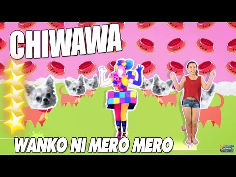 Chiwawa - Wanko Ni Mero Mero [Just Dance 2016] - Sexy Girl Dance | Just Dance Real Dancer