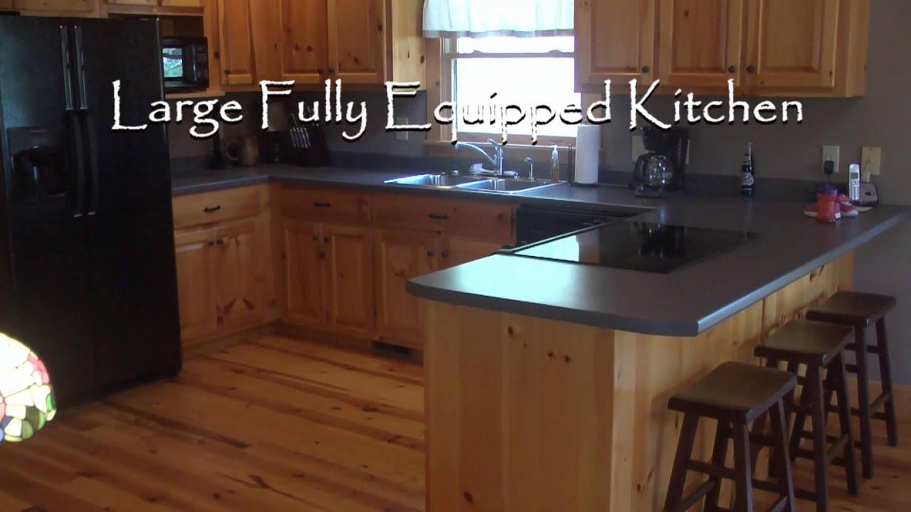 Black Bear Cabin Rental Hiawassee Georgia Youtube