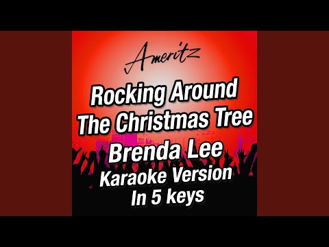 Rockin Around The Christmas Tree (Bb) (Originally Performed By Brenda Lee)
