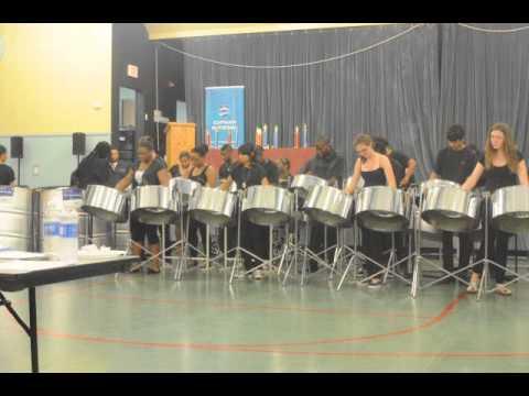 NCFA 2013: Cayman School For Pan - Vibes