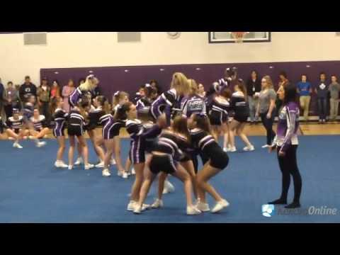 Bronco Cheerleaders