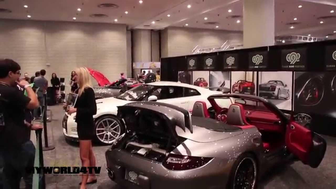 NY AUTO SHOW HIGHLIGHT JACOB JAVITS CENTER YouTube - Car show javits center