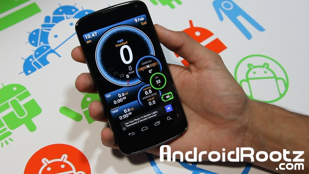 speedometer app for android