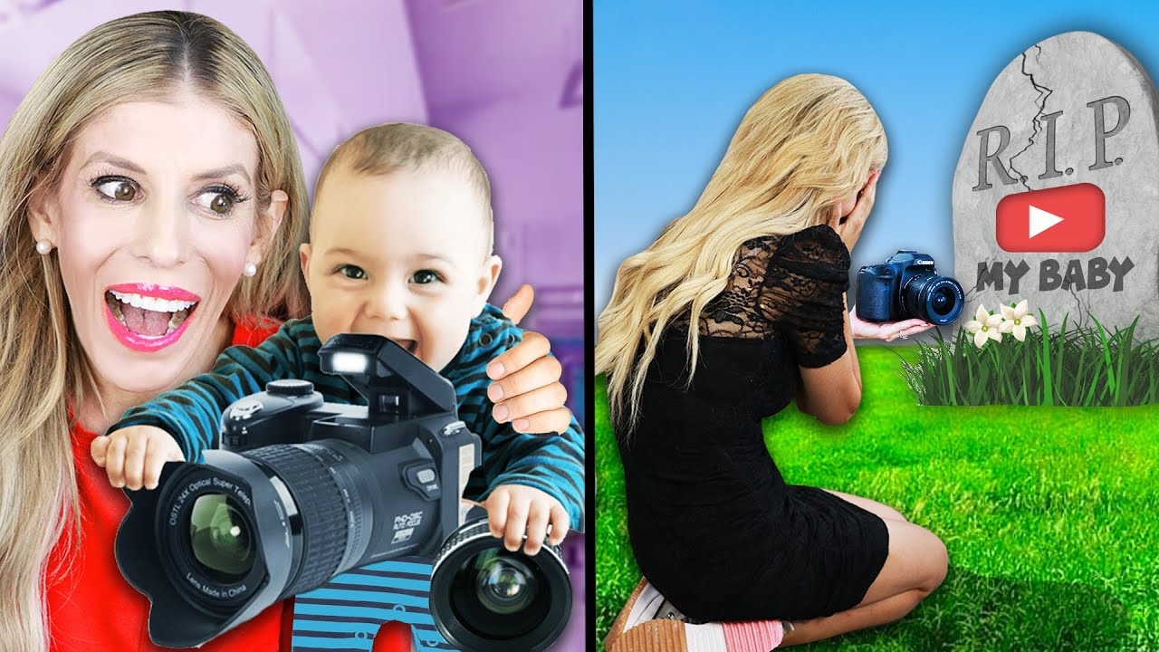Download BIRTH TO DEATH IN REAL LIFE of a Youtuber - Rebecca Zamolo
