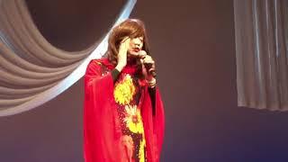 「2019上尾市チャリティーコンサートにて 島茂子の「戯言」女装してを熱唱