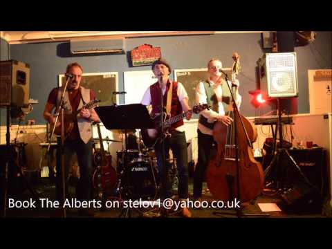 The Alberts at the Tap