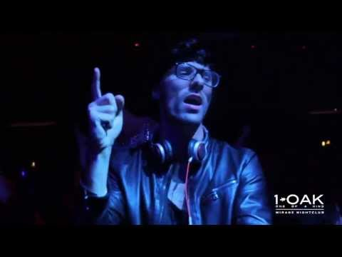 The Cataracs at 1 OAK Nightclub on Labor Day Weekend