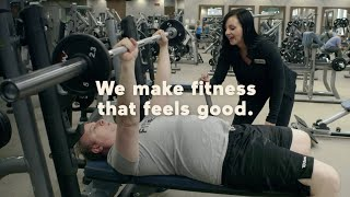 Discover fitness that feels good at Movati Athletic!