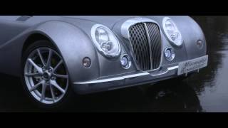 Mitsuoka Roadster and the Mitsuoka Brooklands edition