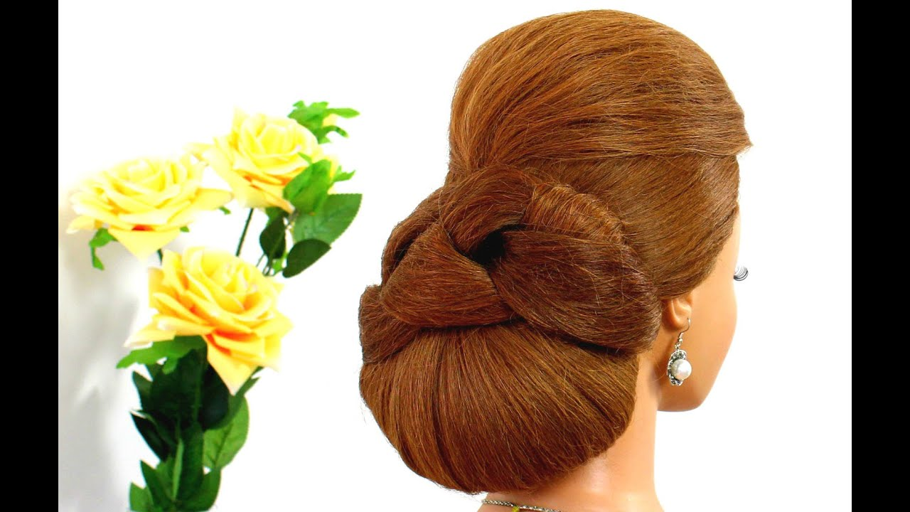 Bridal hairstyle for long hair with extensions updo tutorial bridal hairstyle for long hair with extensions updo tutorial pmusecretfo Gallery