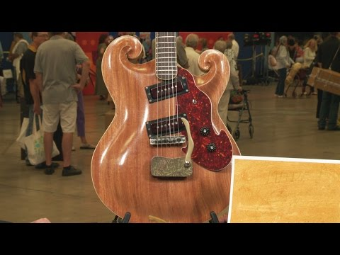 1960 Mosrite Prototype Guitar | Web Appraisal | Austin