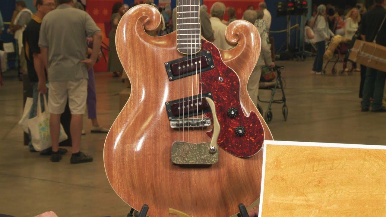 How do you get a guitar appraisal?