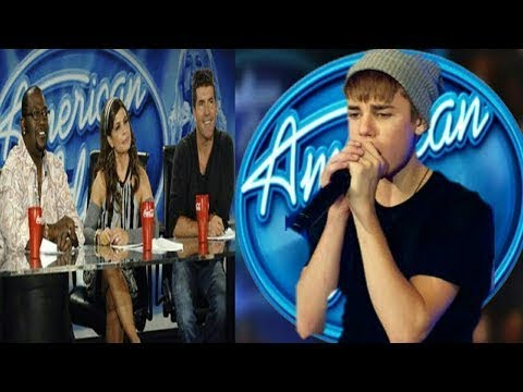Justin Bieber First Audition In American Idol | Justin Bieber Performance | American Idol