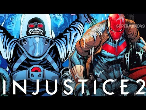 MR. FREEZE AND RED HOOD MEET FOR AMAZING SHOWDOWN! - Injustice 2 All Character Cycle #13