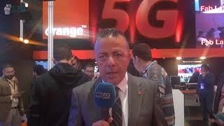 مصر العربية | شركة «أورنج»: مكان معرض «كايرو اي سي تي» أفضل من العام الماضي