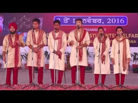 Solo Group Songs Youth Festival 2016 Punjab Agricultural University | Bhinda Mangat & Sewak Matharu